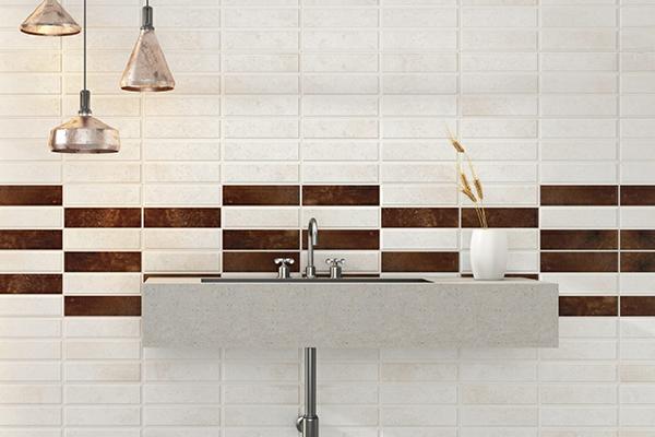 7 Tricks Using Ceramic Tiles to e up Your Home Decor. on