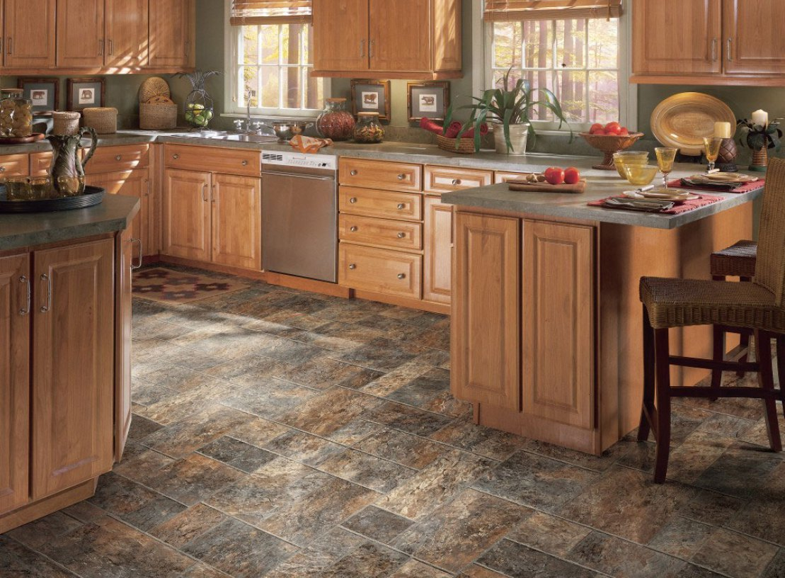 Tips To Choose Best Ceramic Floor Tiles For Your Kitchen