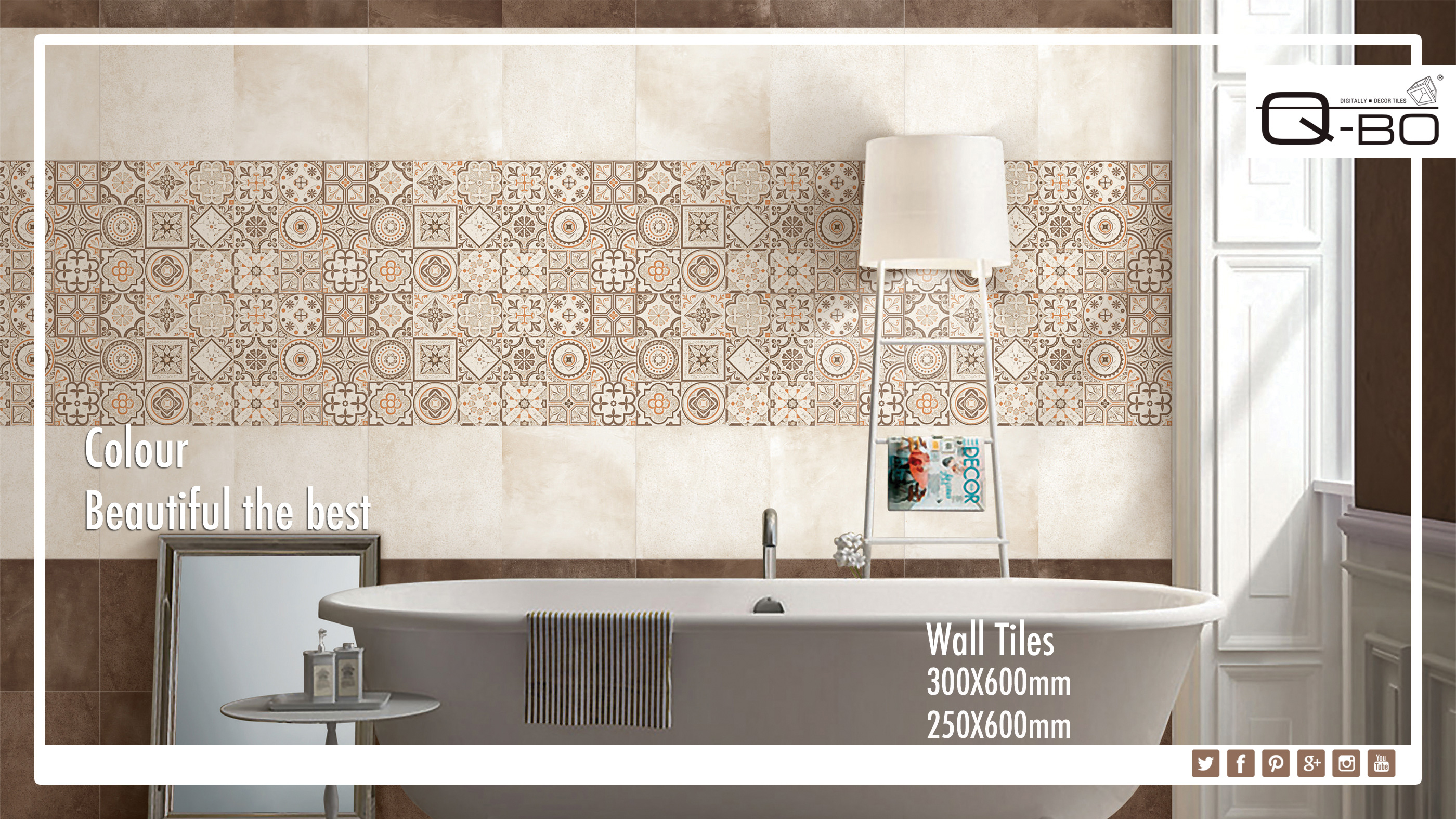 Tips to Consider On Choosing a Right Bathroom Wall Tiles