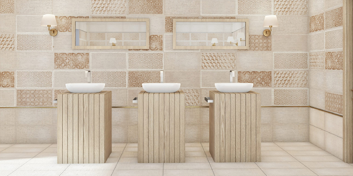 Incredible Bathroom Wall Tile Design Options From Q